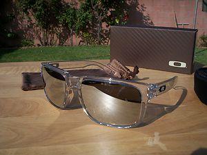3ff5a01649 Oakley Oil Rig Clear Chrome Iridium « Heritage Malta