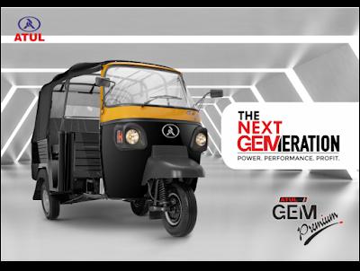 Atul Gem Paxx auto price