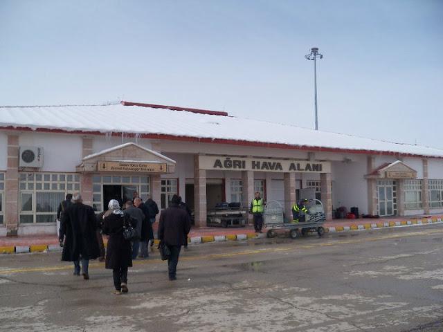 Ağrı Havaalanı