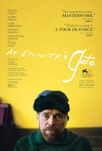At Eternitys Gate (BRRip 720p Ingles Subtitulado) (2018)