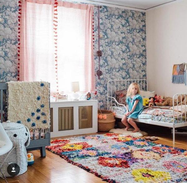 Dar am na alfombras coloridas para dormitorios infantiles - Alfombras para dormitorios ...