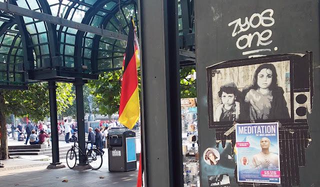 urban art in hamburg / germany