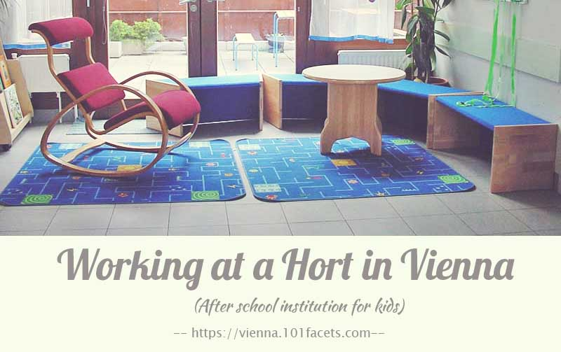 Working at a Hort in Vienna