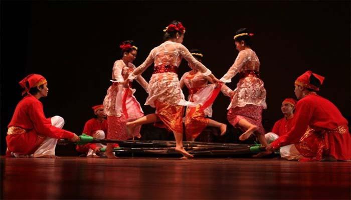 Tari Rangkuk Alu, Tarian Tradisional Dari NTT