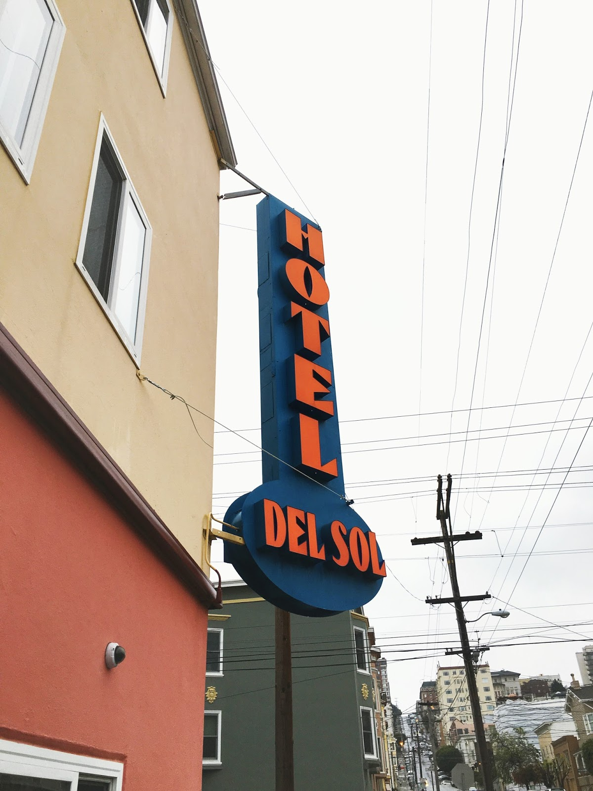 Hotel Del Sol is a family friendly hotel