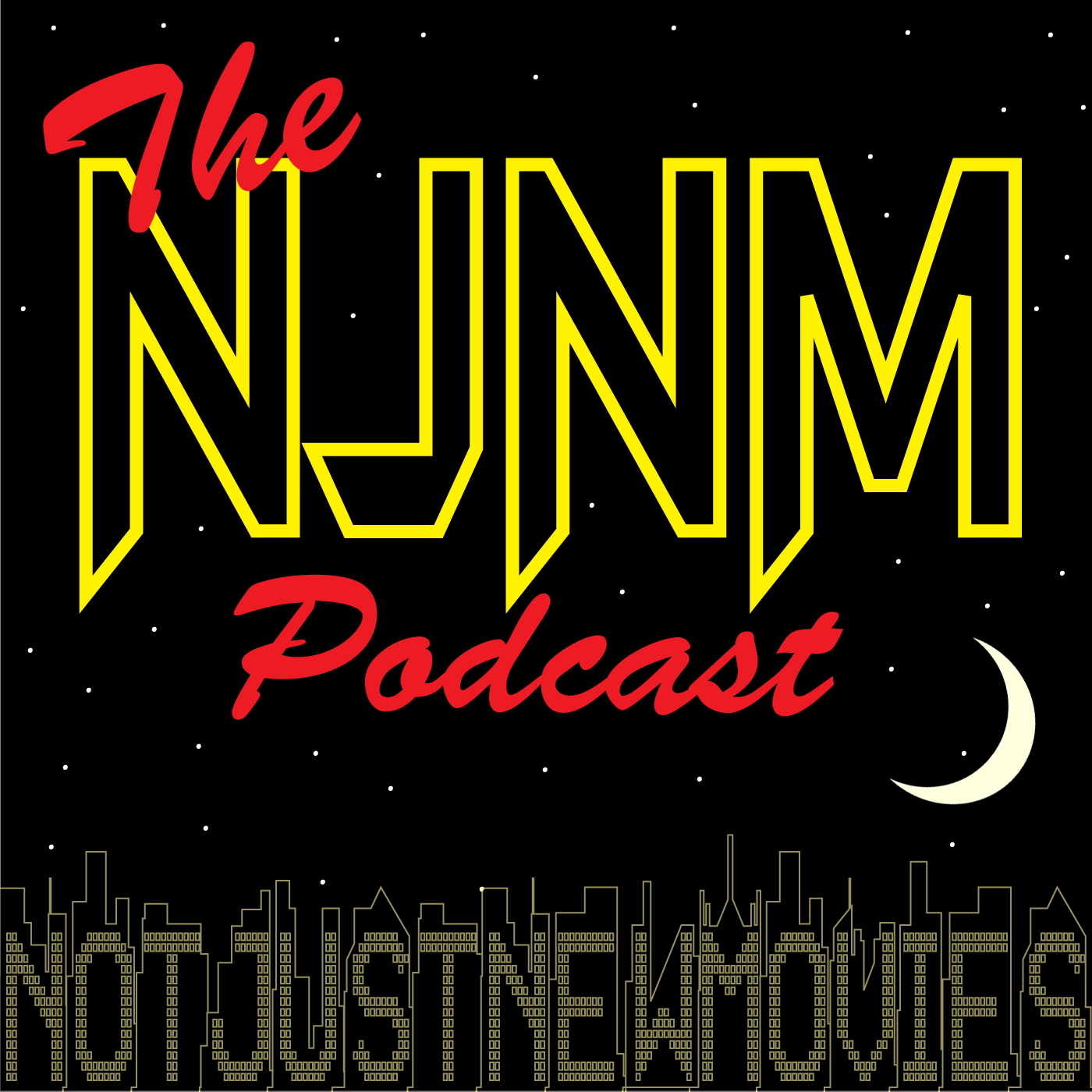 Not Just New Movies Podcast!
