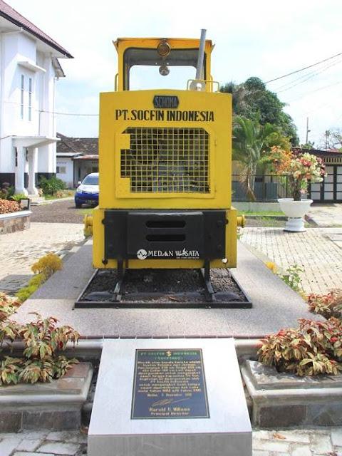 Museum Perkebunan Indonesia di Medan, Sumatera Utara
