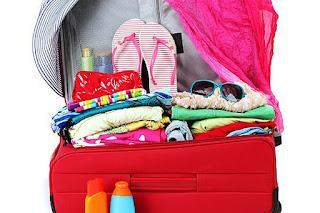 Yeni evde ilk günler için bavul hazırlayın