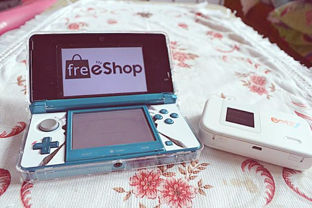 atau CFW bukan yang masih original firmware atau OFW Cara Unduh Game Nintendo 3DS Gratis