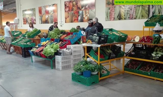 El Cabildo licita dos obras que mejorarán las instalaciones del Agromercado de Breña Alta