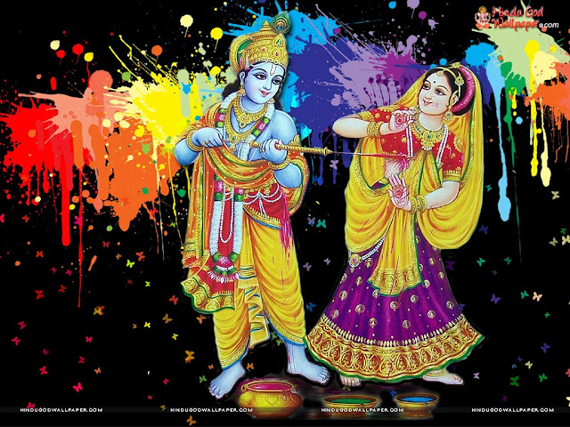 Happy Holi Desktop Laptop Wallpapers