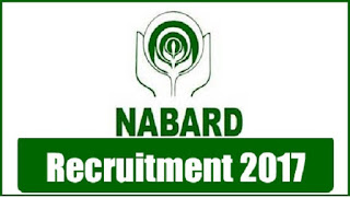 NABARD Recruitment 2017 Apply online for Manager at All India Last Date : 07-07-2017