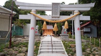 相模原市古淵の鹿島神社