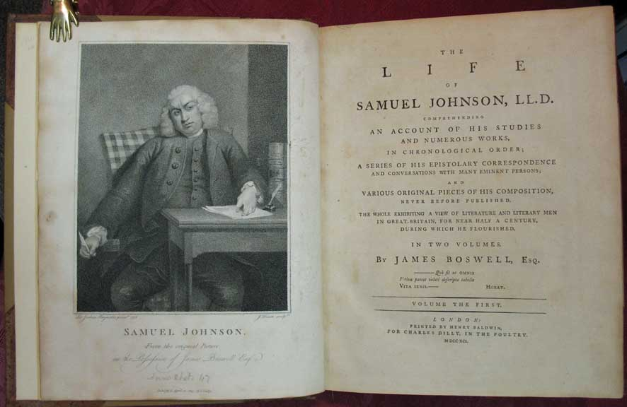 essay about samuel johnson This site posts samuel johnson's essays in the same way his original readers found him – in a semi-frequent way, posted 260 years after johnson wrote them.
