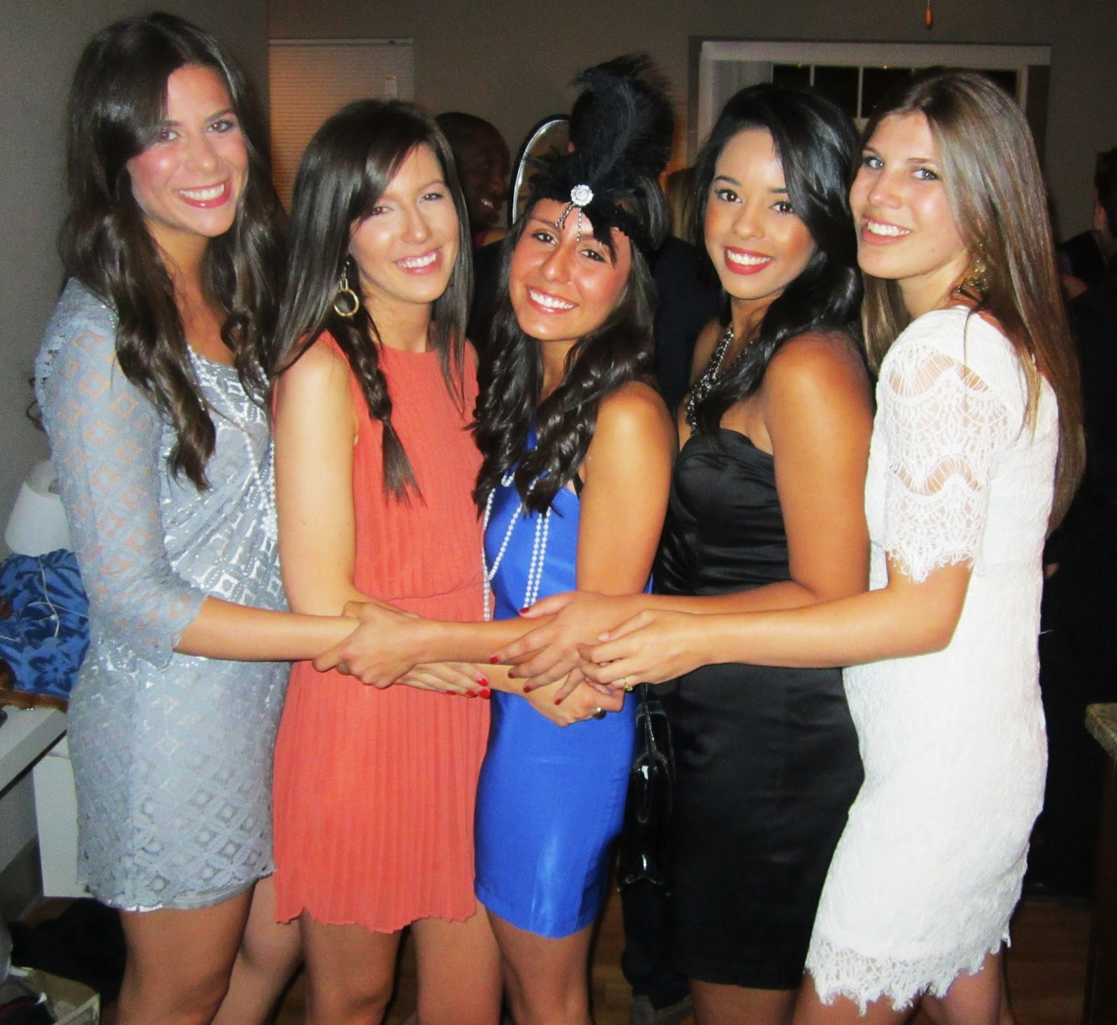 Bachelor party omega
