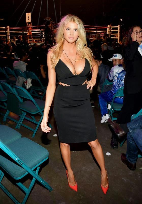 Charlotte Mckinney in Vegas