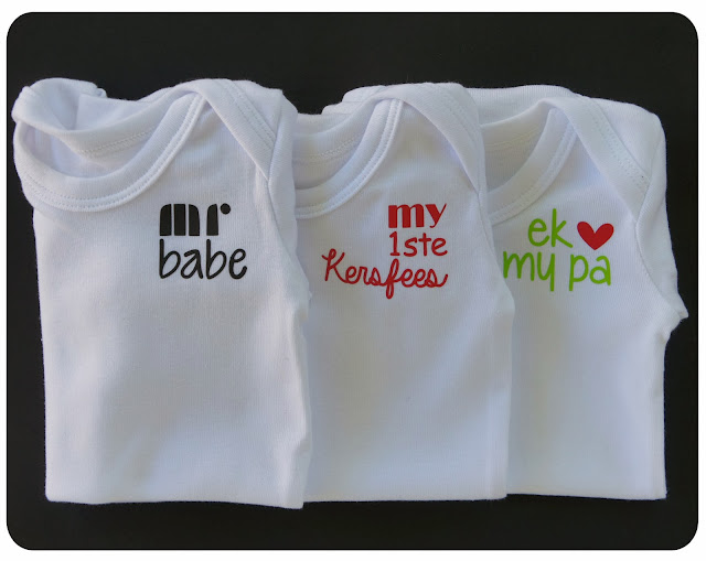 Customized baby gear