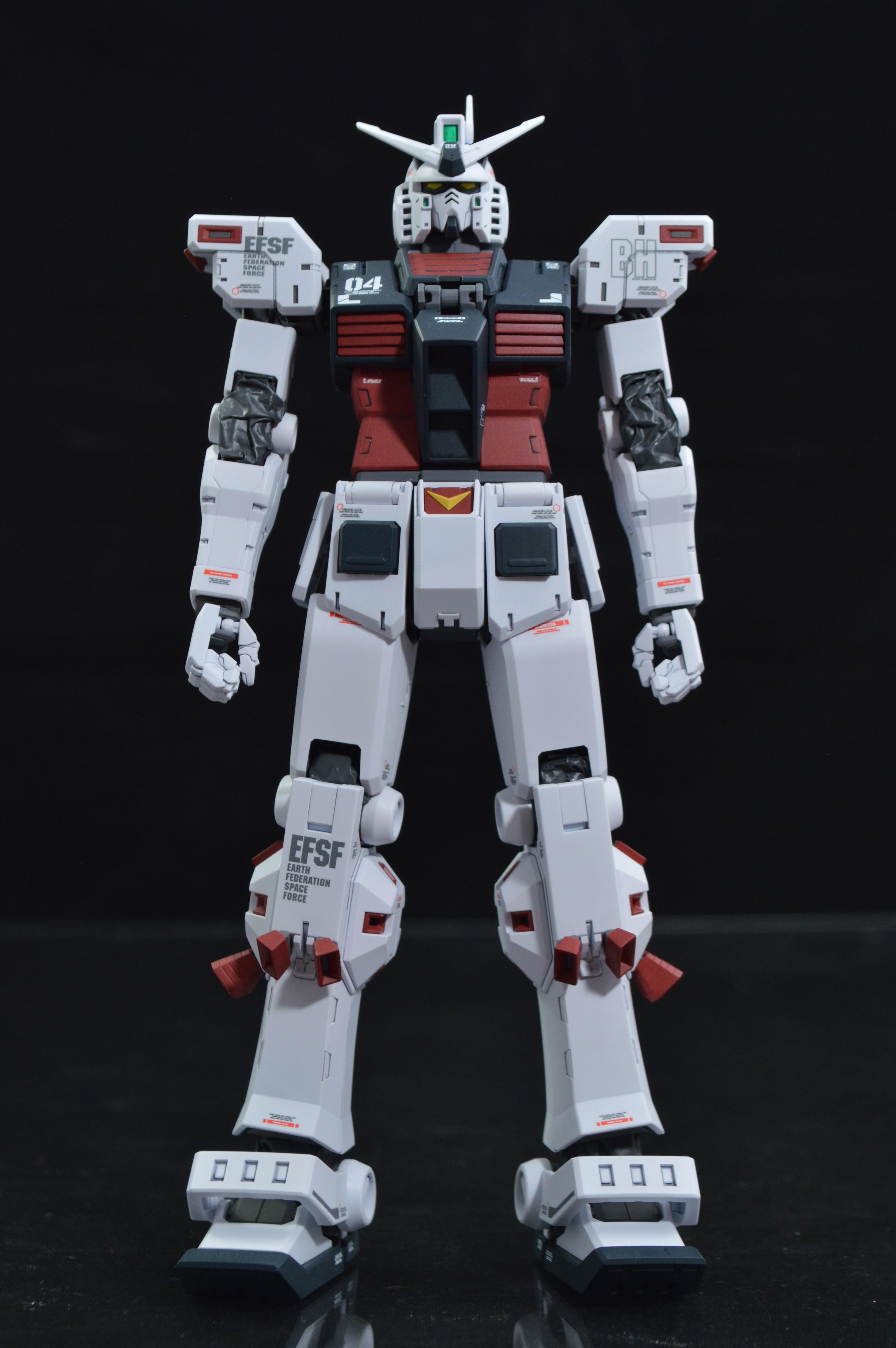Mg Fa 78 Thunderbolt Gundam