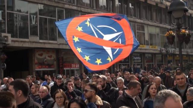 Μήνυση της Σερβίας κατά του ΝΑΤΟ
