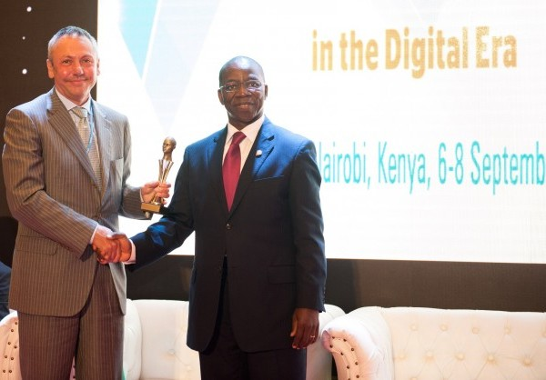 "The UKTA and ITU recently launched an online Masters of Communications Management (MCM), providing a flexible program and delivery schedule in partnership with The University of Rwanda (an ITU centre of excellence)   NAIROBI, Kenya, September 8, 2016/ -- The UKTA (www.UKTA.co.uk) was recognised for its long standing contribution and commitment to capacity building and for its resilient and successful partnership with the ITU at the Global ICT Capacity Building Symposium today.  Having encouraged and educated many thousands of students, while securing hundreds of scholarships, the UKTA has helped professionals across the world and especially in least developed countries to further their careers by completing UKTA accredited courses and post graduate degrees at both a Masters and Doctorate level.  ""UKTA is honoured to be recognised for its long standing and successful partnership with the ITU which is a testament to our Honorary President David Mellor's inspirational commitment and drive,"" said UKTA Chairman Gabriel Solomon. ""Telecommunications and ICTs have a vital role to play in achieving the Sustainable Development Goals."