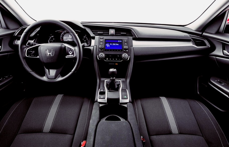 2016 honda civic ex t cvt sedan review canada honda civic updates. Black Bedroom Furniture Sets. Home Design Ideas