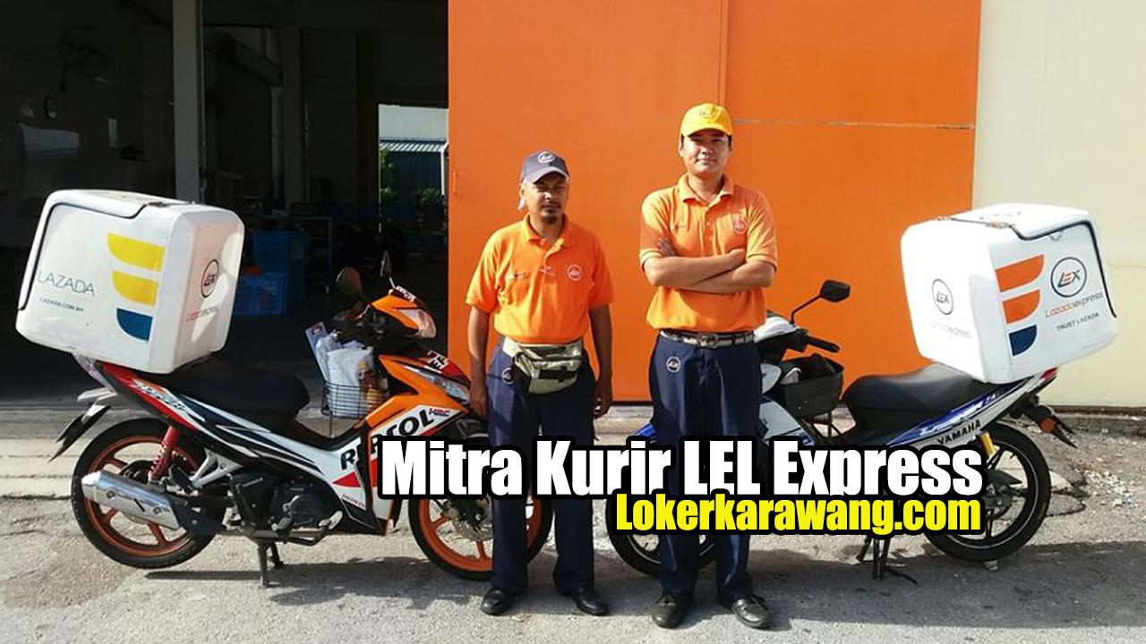 Mitra Kurir LEL Express