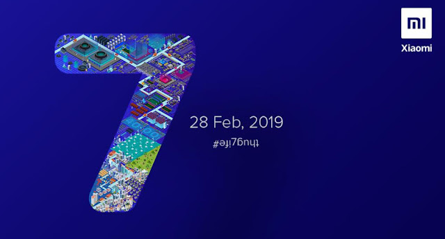 Xiaomi Redmi Note 7 With 48 MP Camera Will launch In India On 28 February,See Details