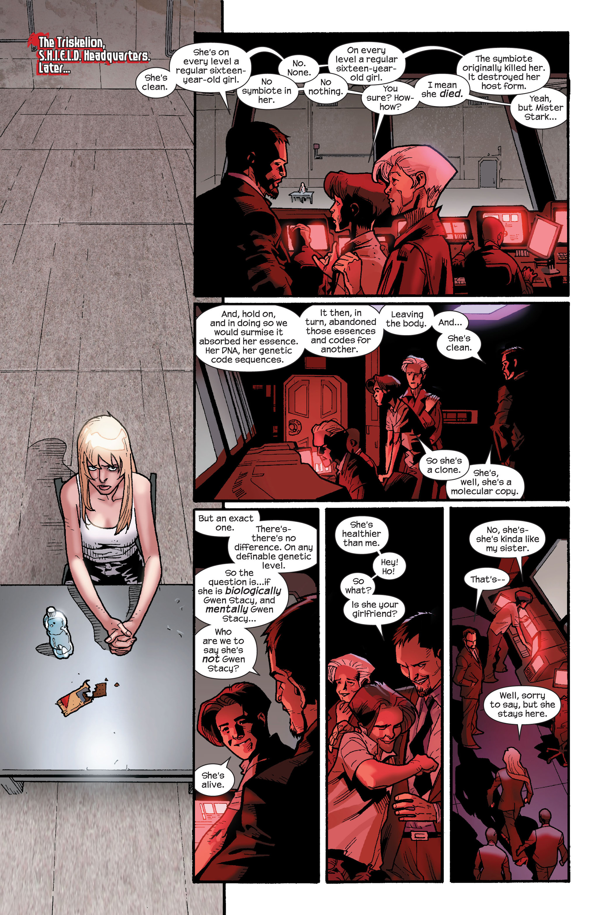 Read online Ultimate Spider-Man (2000) comic -  Issue #128 - 19