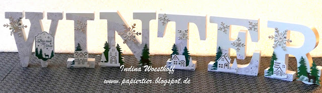 Blog Hop | Herbst/Winter 2017 | Stampin' Up! | papiertier Indina | Winterfreuden