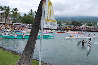 40th Annual Queen Lili'uokalani Canoe Race 1