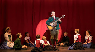 Read my review of Max McLean as Captain von Trapp at The Joyous Living.