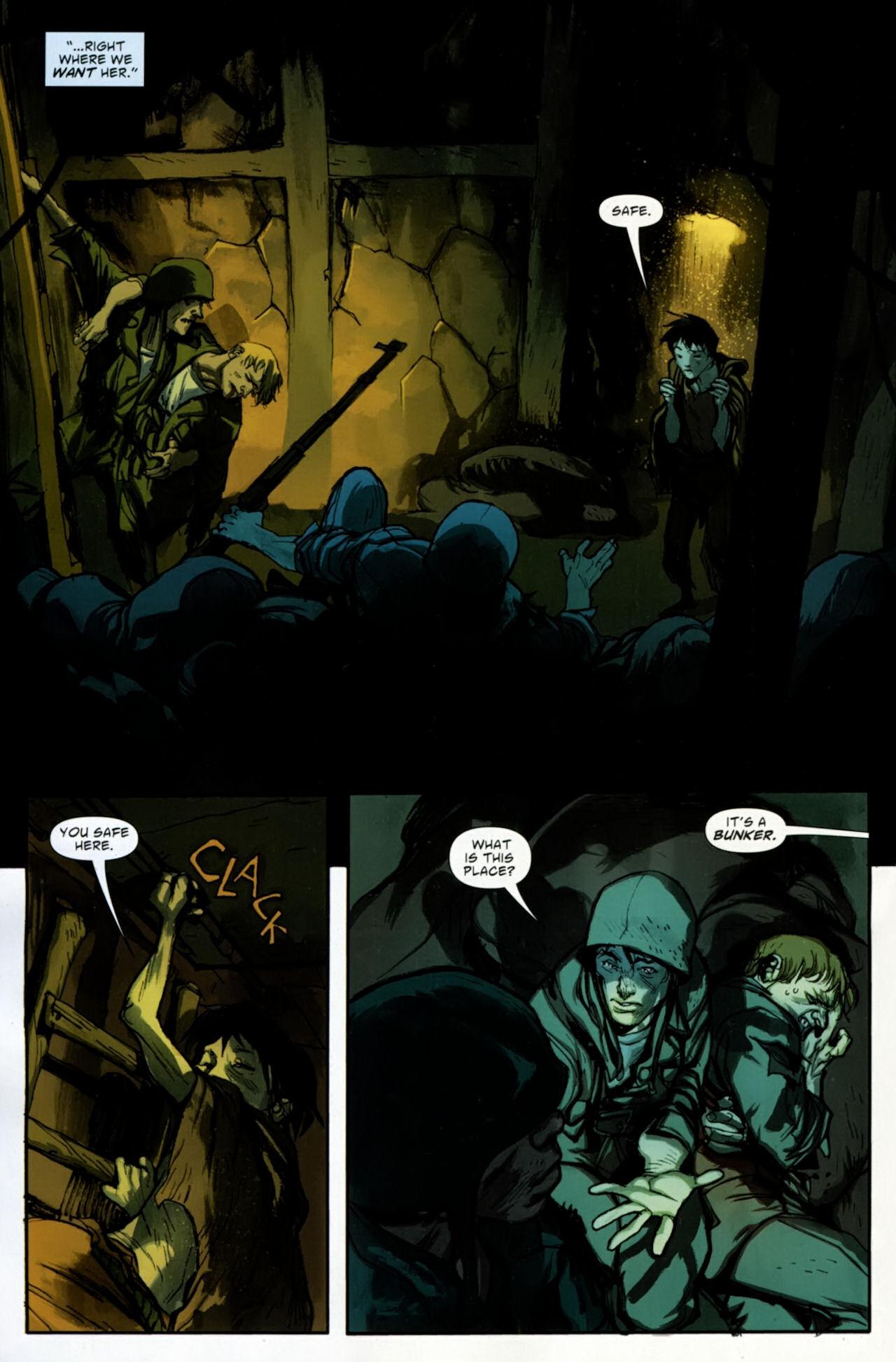 Read online American Vampire comic -  Issue #15 - 10