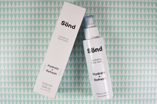 Sond Hydrating Face Spray