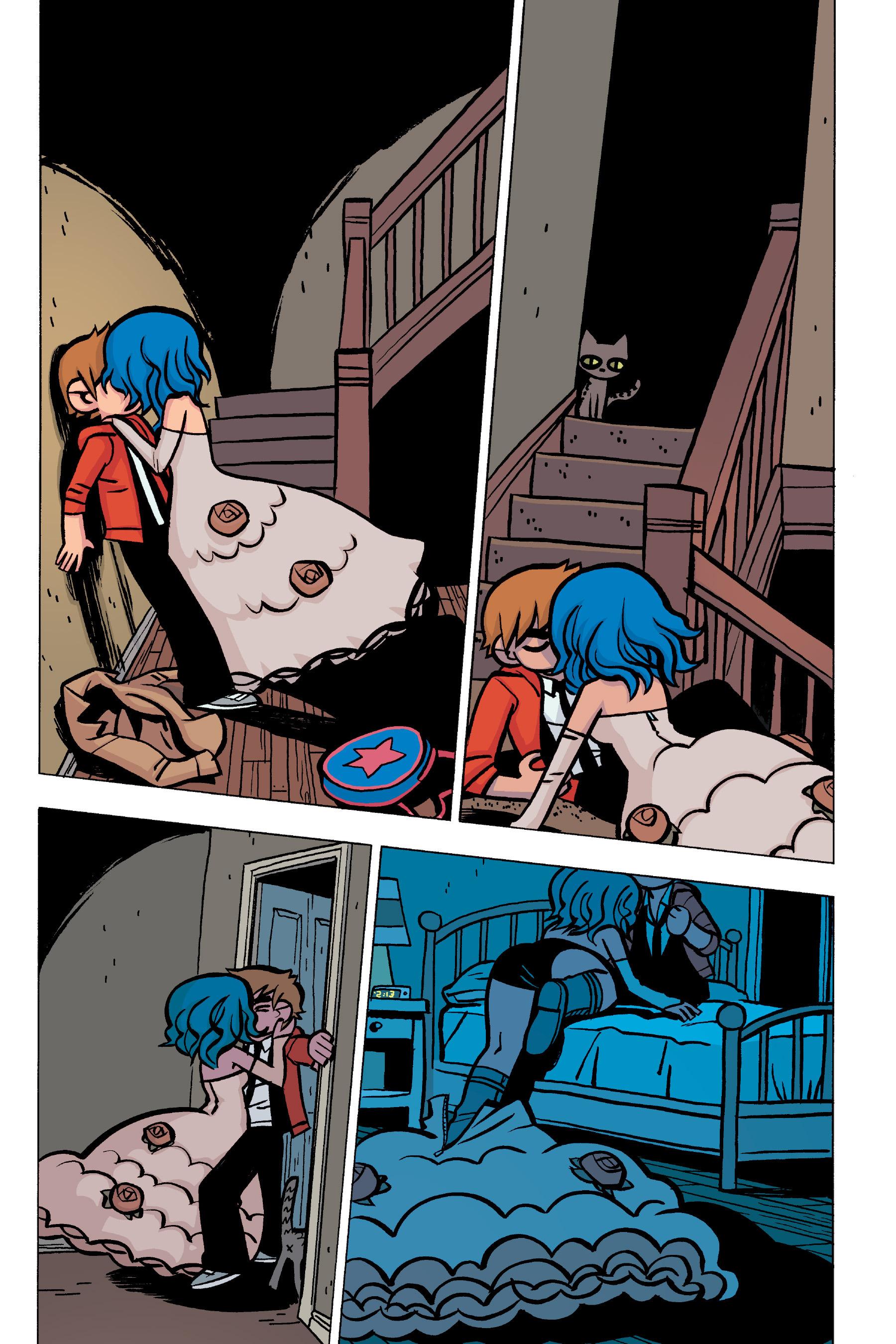 Read online Scott Pilgrim comic -  Issue #5 - 101