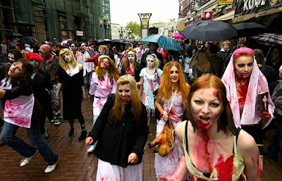 Halloween Festival of the Dead