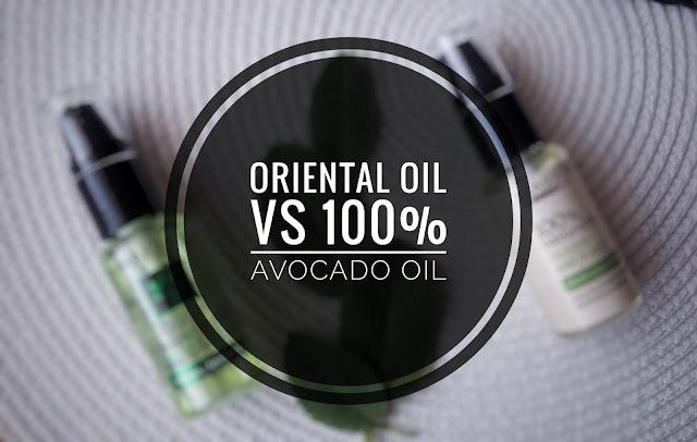 Olejki orientalne vs 100% naturalny awokado| Marion