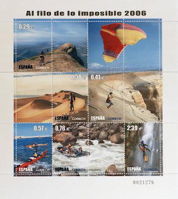 AL FILO DE LO IMPOSIBLE 2006