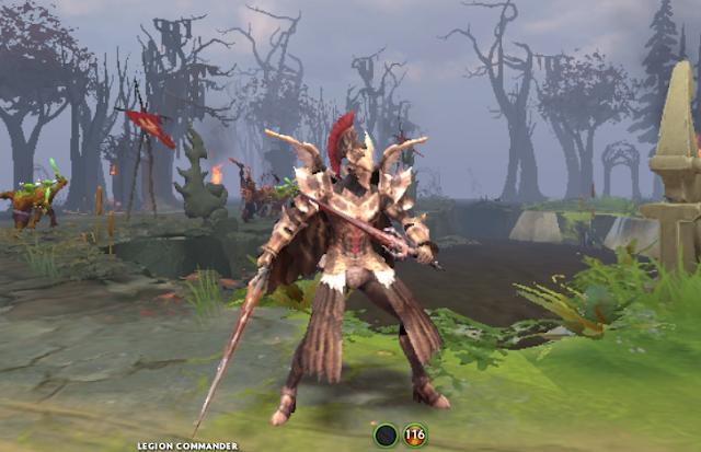 Akamanah for Legion Commander