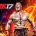 تحميل لعبة WWE 2K17 PC بحجم 45 GB نسخة CODEX على أكثر من سيرفر
