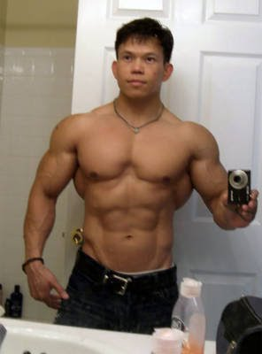 Gay Muscle Asian 20