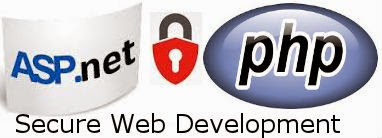 PHP or ASP.net Secure Web Development