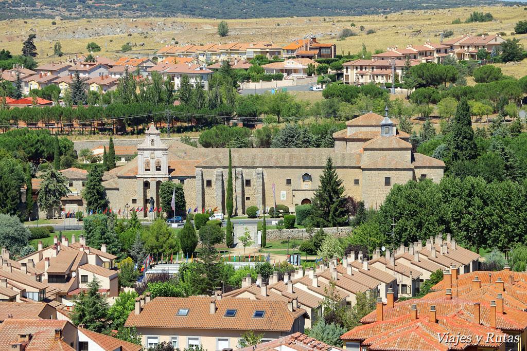 Convento de las Carmelitas descalzas, Ávila