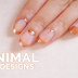 Rose Gold nail art | 4 Easy & Minimal Nail Designs