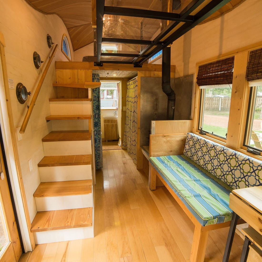 10-Stairs-to-Master-Bedroom-and-Guest-Bedroom-WeeCasa-The-Pequod-Tiny-House-Architecture-www-designstack-co