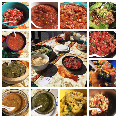 3rd Annual Salsa Contest at the Collingswood Farmers' Market