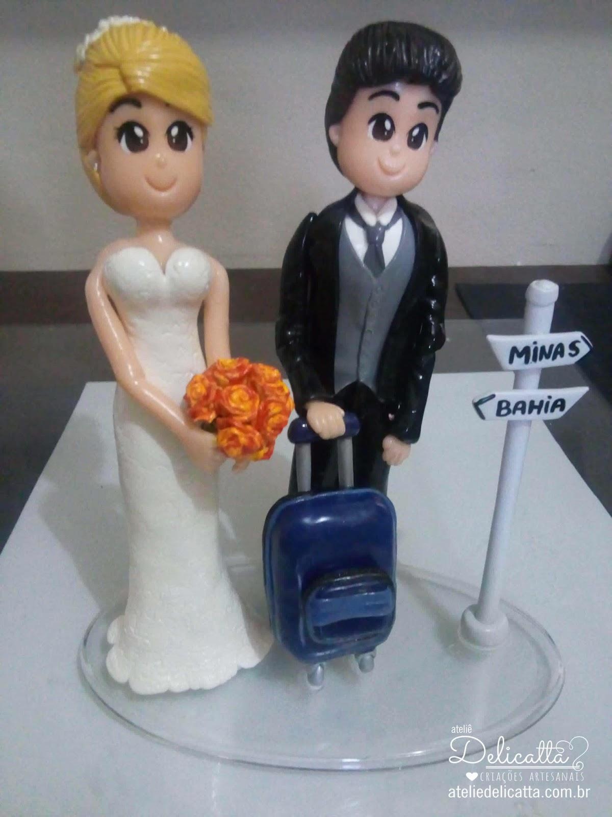 noivinhos, noiva, noivo, casamento, topo de bolo