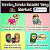TANDA-TANDA REZEKI BERKAT !