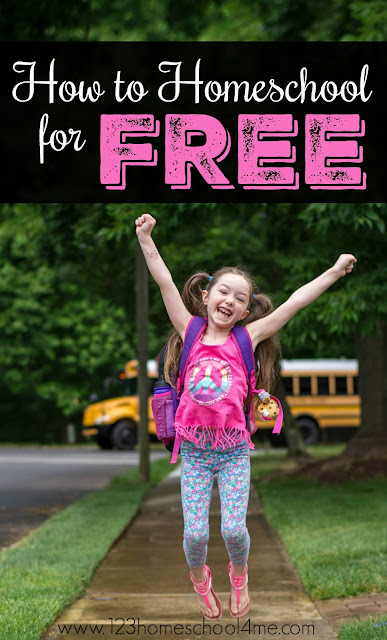 how-to-homeschool-for-free