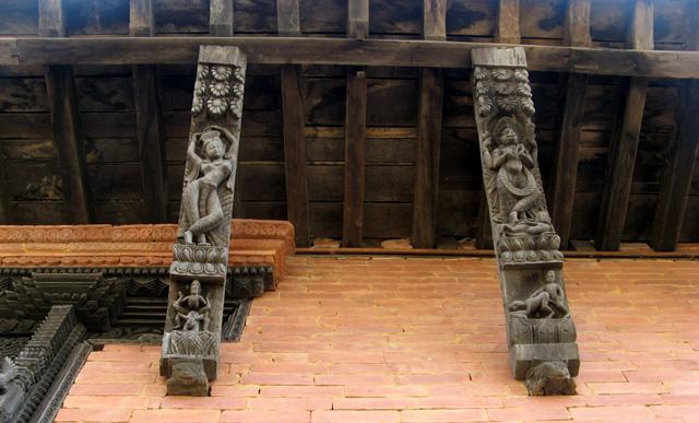 Bellas tallas de madera