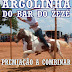 1ª Festa de Argolinha, no Bar do Zezé, no município de Mundo Novo-BA